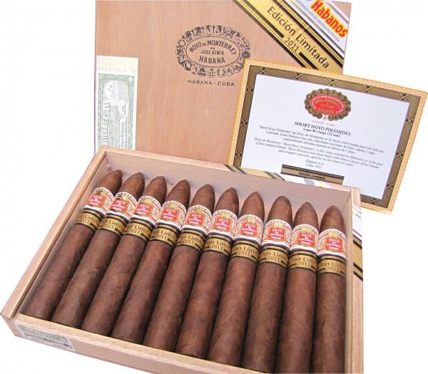 Edicion Limitada 2011 Hoyo de Monterrey Short Hoyo Piramides Cigars