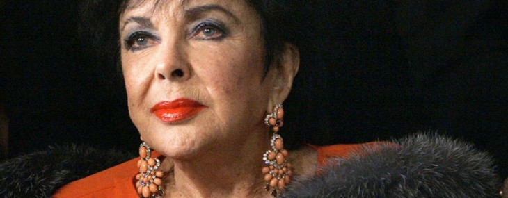 The Collection of Elizabeth Taylor's Designer Clothes to be Auctioned