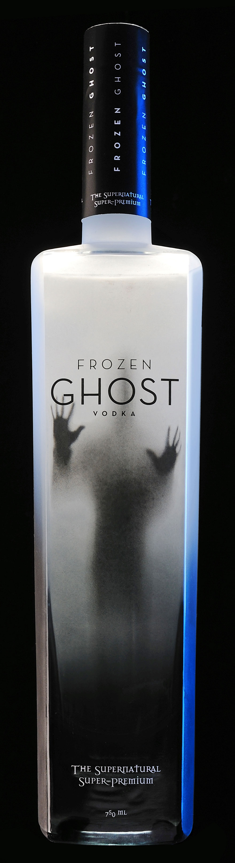 The Supernatural Super-premium – Frozen Ghost Vodka