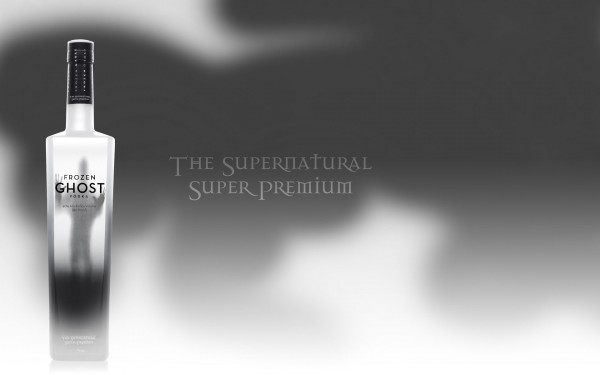 Frozen Ghost Vodka - The Supernatural Super-Premium