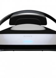 Sony Launches World's First 3D Head-mounted Display Helmet For The Cinema Experience