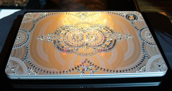 HP and Marchesa Limited Edition Swarovski Laptop
