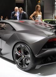 Lamborghini Sesto Elemento Supercar