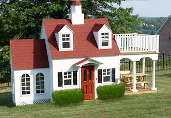 Liliput play homes expensive playhouses to pamper every for House images for kids