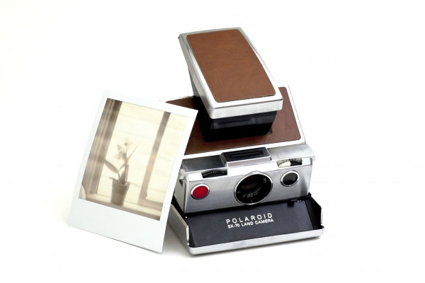 Limited Edition Polaroid SX-70 Cameras