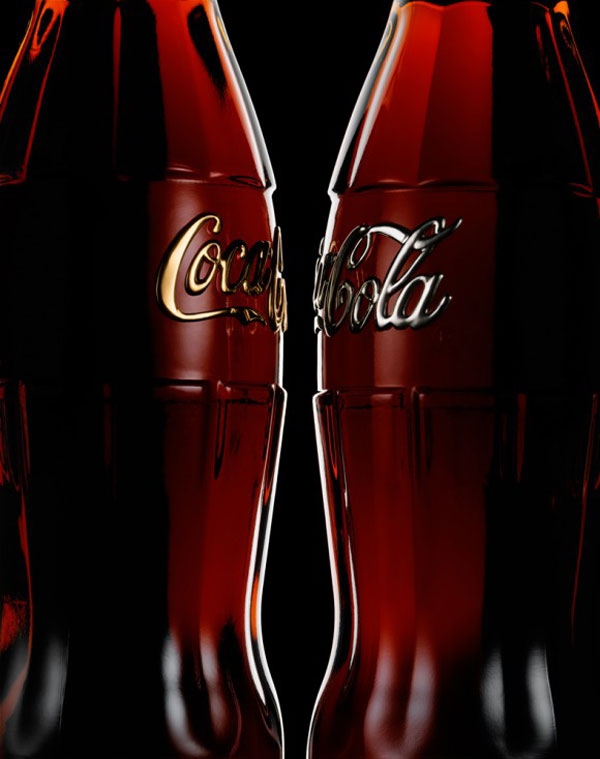 Limited Edition Daft Punk Coca Cola Box Set