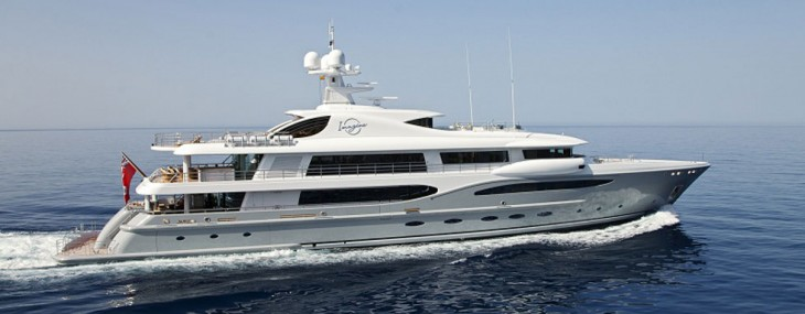 Limited Editions Amels 212 Imagine Luxury Yacht