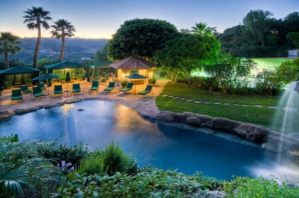 Mark Wahlberg's Beverly Hills Mansion