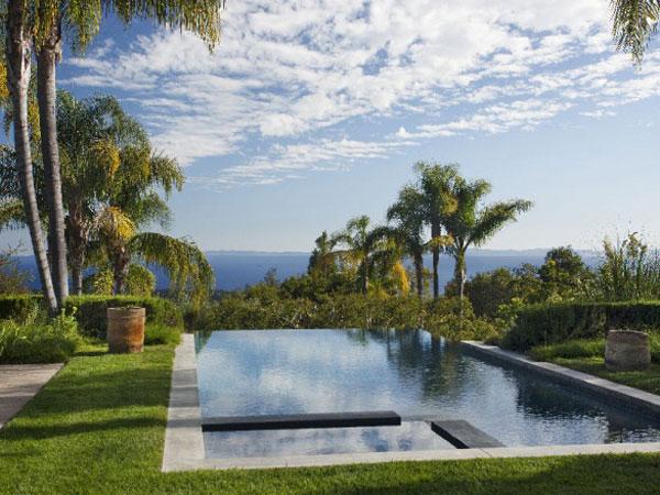 Michael Bay's Santa Barbara Home