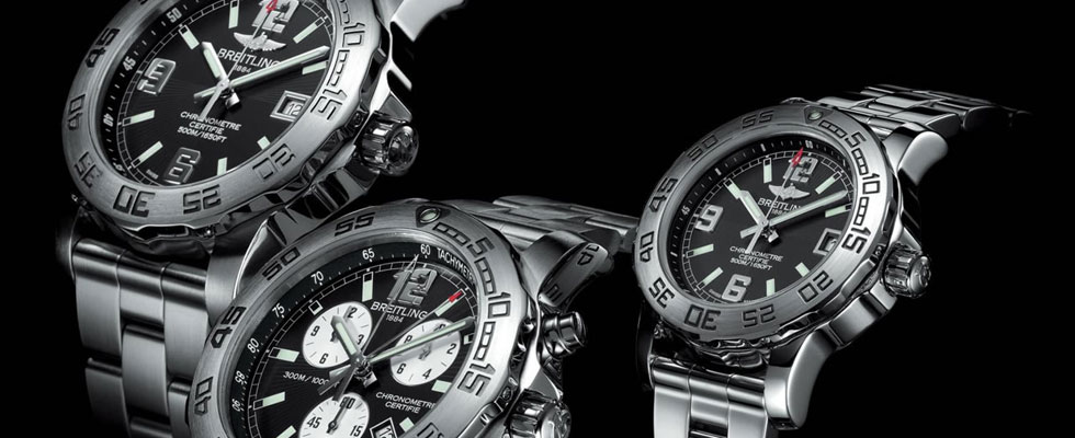 New Breitling Colt 44mm Series &#8211; Stylish And Classy