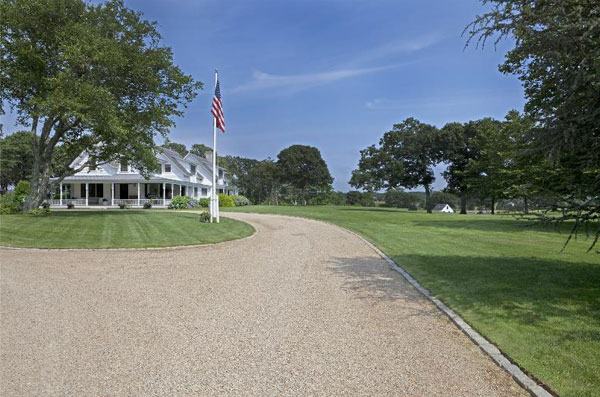 Obama Martha's Vineyard Vacation Home for Sale