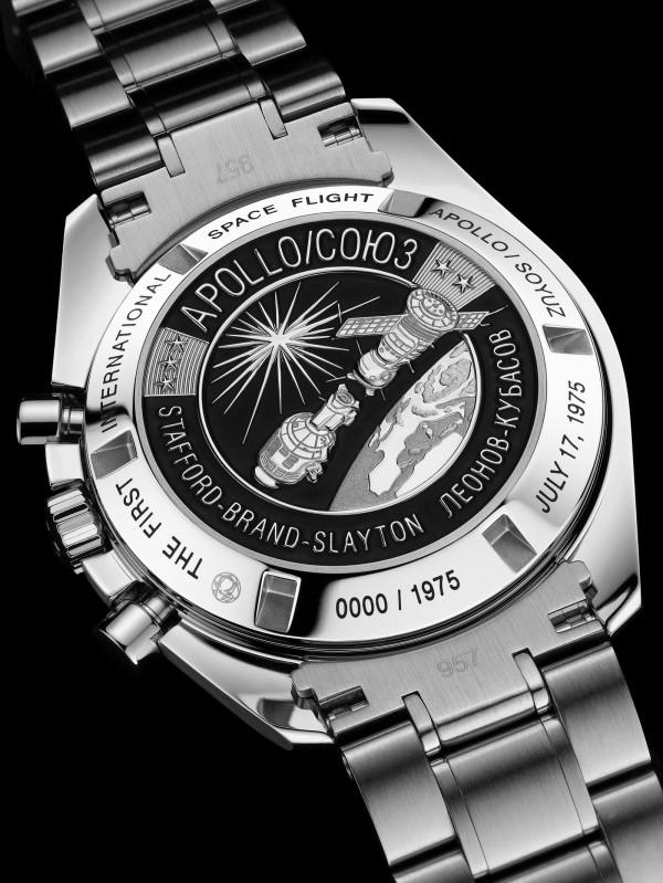 Omega Apollo/Soyuz Speedmaster Professional