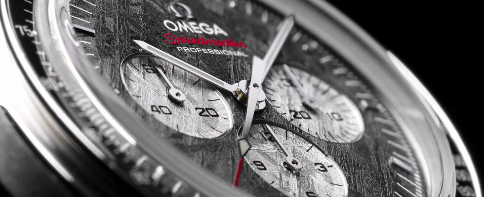 Limited Edition Omega Space Collection Speedmaster Professional