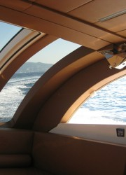Oronoero Tender 38 - first tender with a convertible and completely automatized hard-top in the world 15