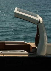Oronoero Tender 38 - first tender with a convertible and completely automatized hard-top in the world 17