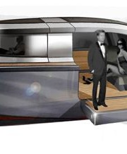 Oronoero Tender 38 - first tender with a convertible and completely automatized hard-top in the world 8