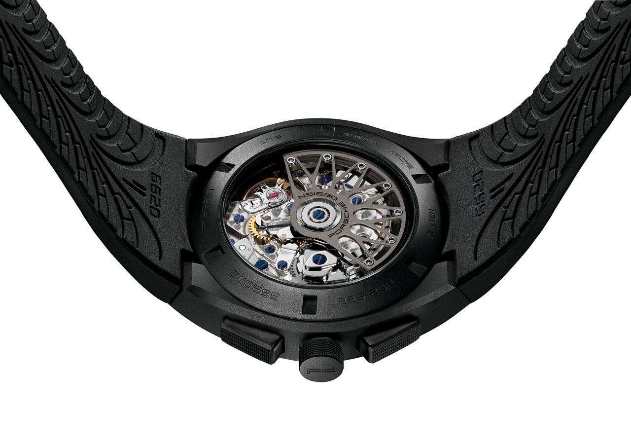 Porsche Unveils Design P 6620 Dashboard Watch Inspired By