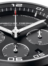 Porsche Design P6620 Dashboard Watch