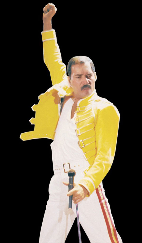 Freddie Mercury - Magic Tour