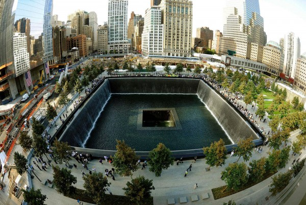 Reflecting Absence: The September 11 Memorial