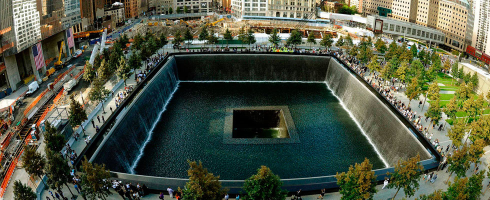 The Reflecting Absence – America`s Most Expensive Public Memorial