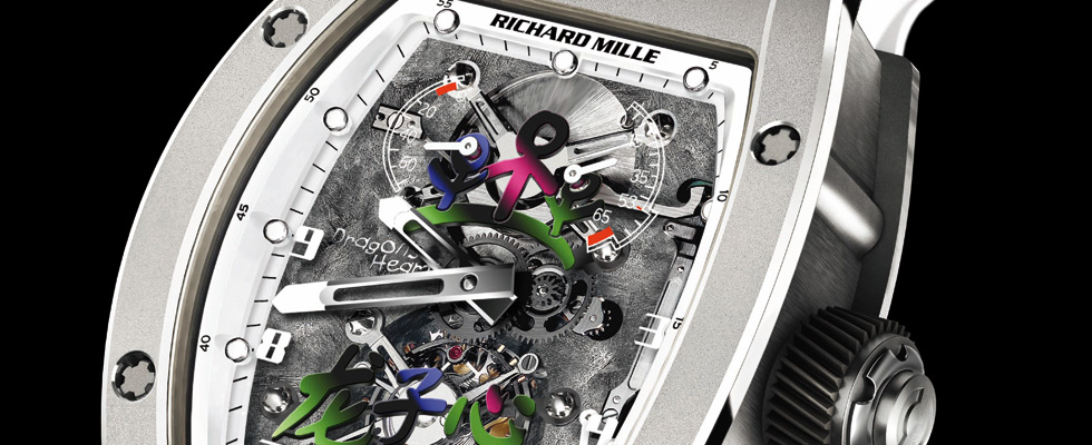 Richard Mille for Jackie Chan