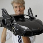 The World's Most Expensive Car Model – $4.7 Million 1:8 Replica Lamborghini Aventador