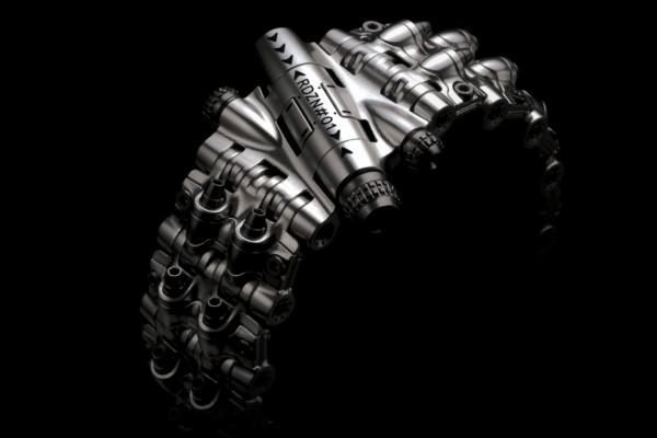 Rogue DZN's Armadillo 161 Bracelet