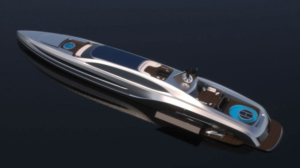 Sovereign Yacht by Gray Design