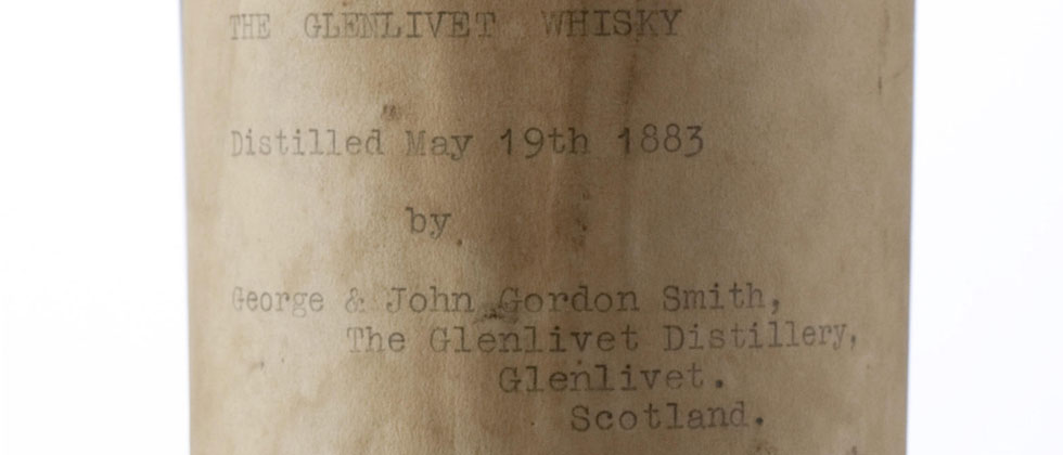 The Glenlivet &#8211; 48 Year old Whisky May Sell for $30,740
