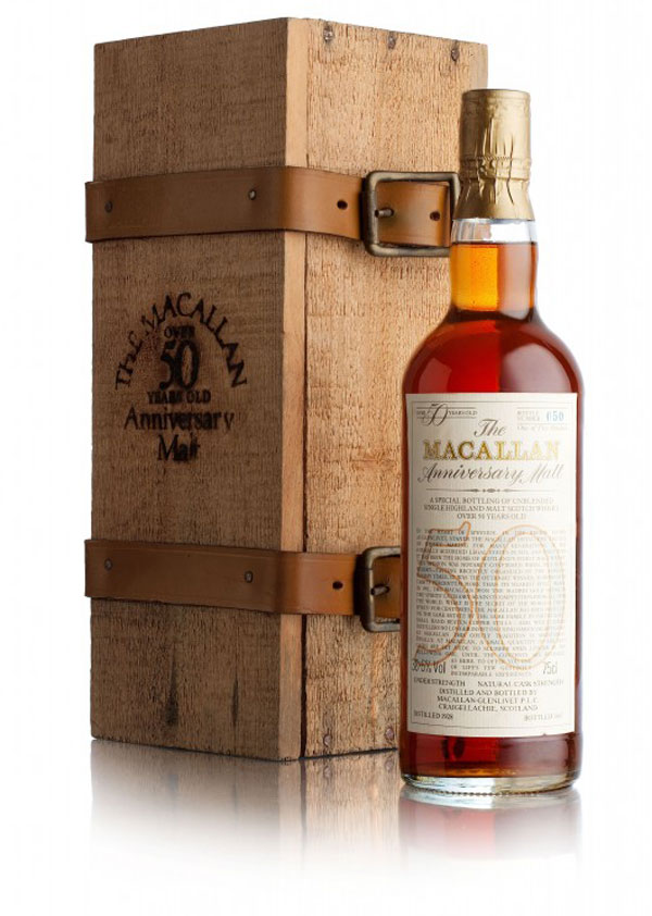 The Macallan-50 year old