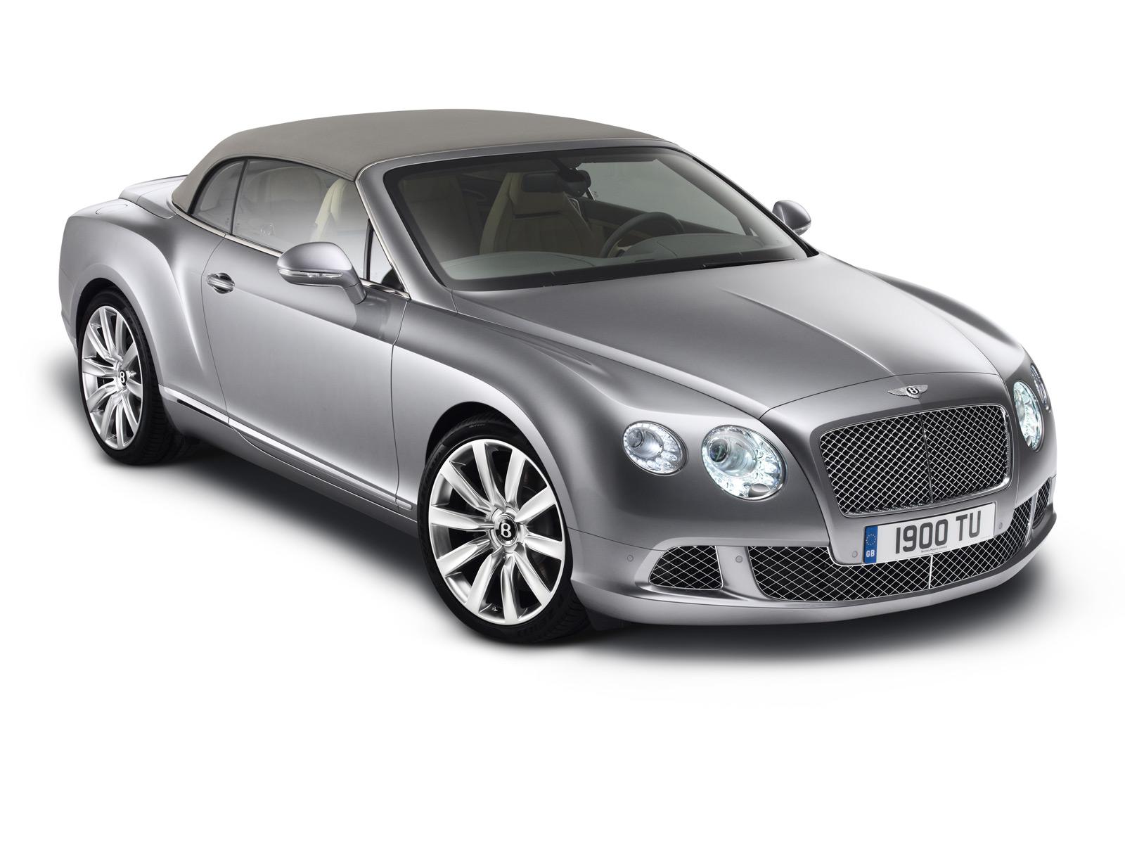 The New Bentley Continental GTC  eXtravaganzi