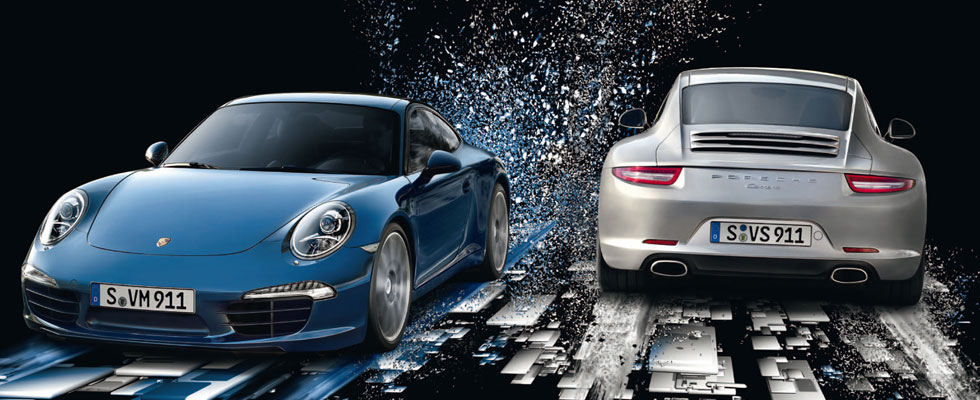 Unlimited Fascination &#8211; New 2012 Porsche Calendar
