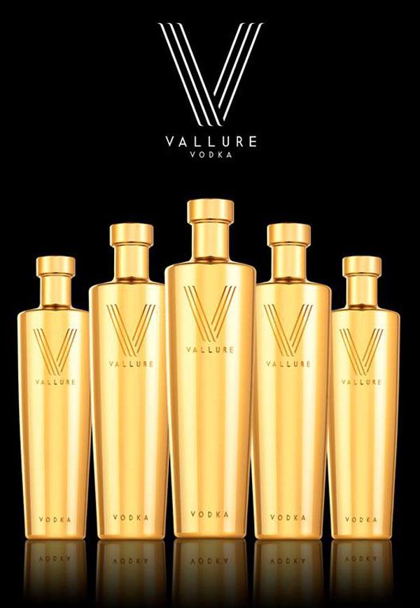 Vallure Gold Standard Vodka