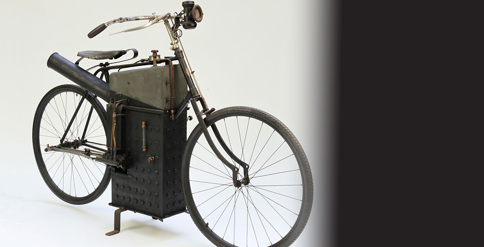 1894 Roper Steam Motorcycle to be Auctioned in Las Vegas