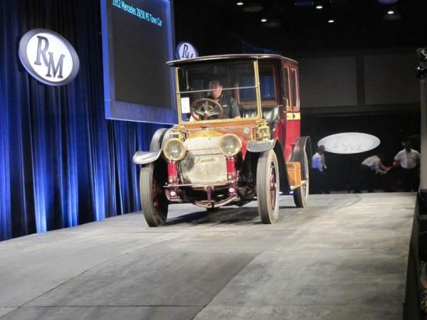 1912 Mercedes 28/50 PS Town Car