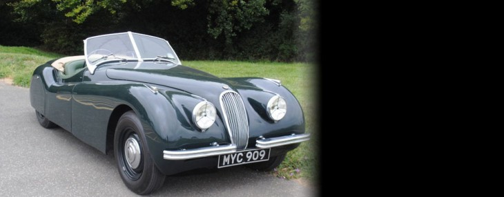 1951 Jaguar XK 120 Roadster