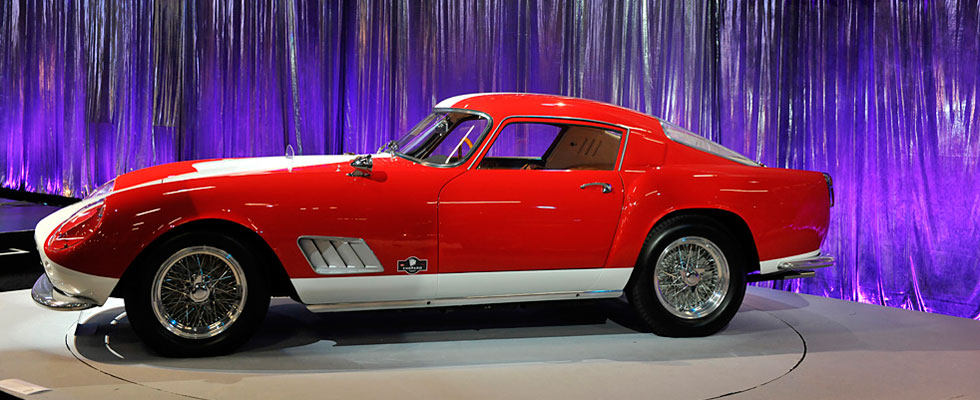 1958 Ferrari 250 GT LWB Tour de France Berlinetta sells for $3.6 million
