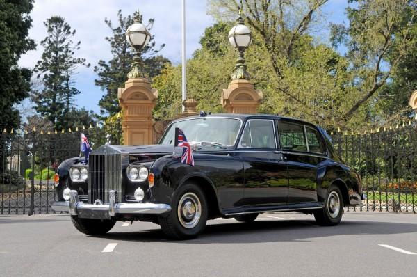 1967 Rolls-Royce Phantom V Limousine
