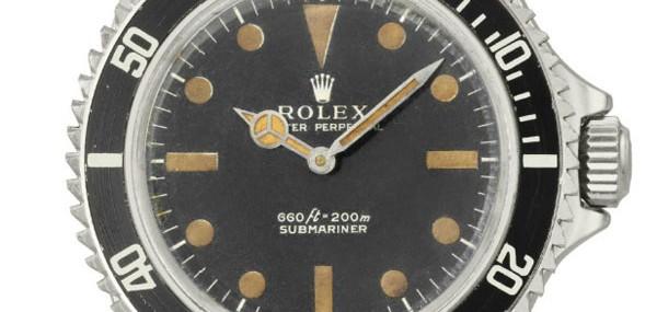 1973 James Bond Rolex 5513