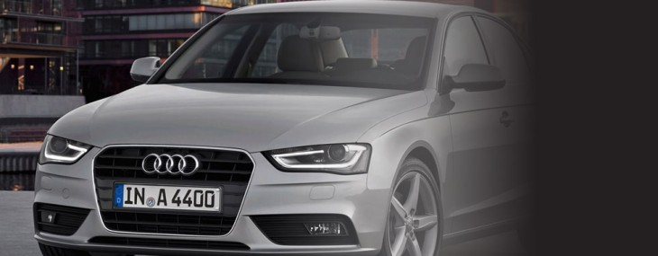 Audi A4 Model – Upgraded And Refreshed For 2013