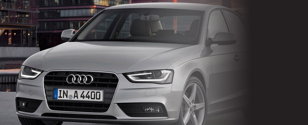 Audi A4 Model &#8211; Upgraded And Refreshed For 2013