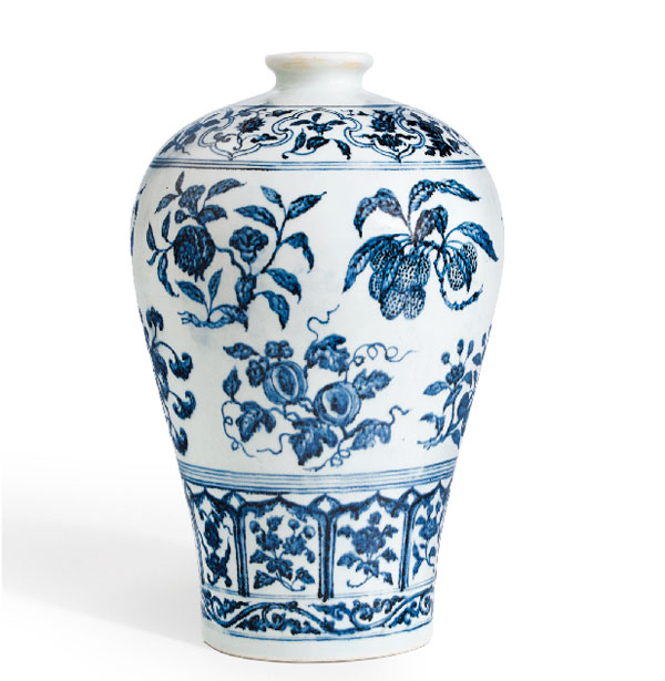 Blue And White Chinese Vases Vases Sale