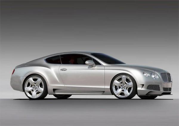 Bentley Continental GT Audentia By Imperium Automotive