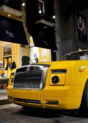 Rolls-Royce Drophead Coupe Bijan Edition