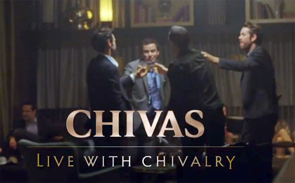 Chivas Regal: Here's to Friendship