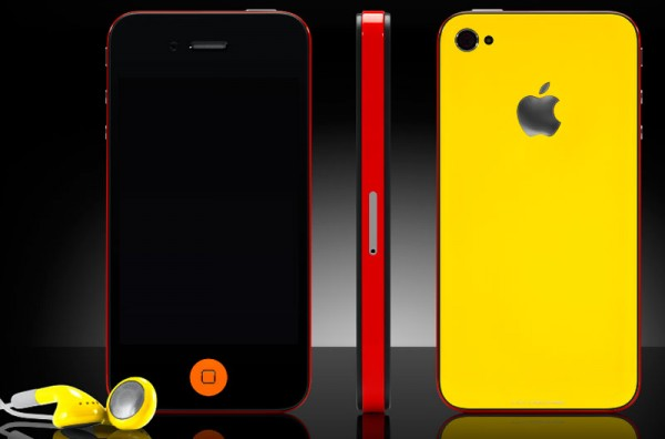 ColorWare iPhone 4s