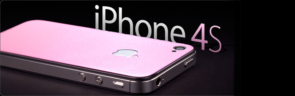 Add Some Color to Your iPhone 4S