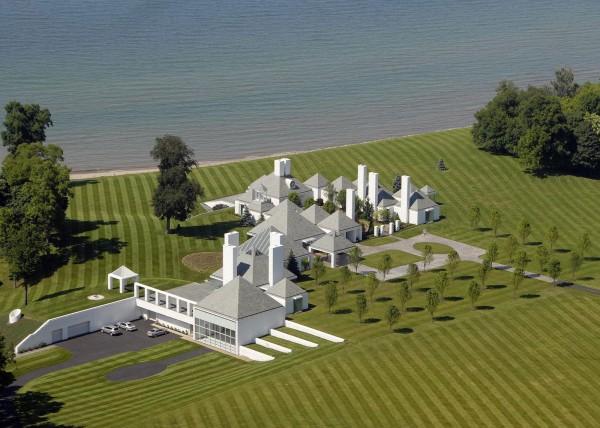 Don Brown's Vermilion Mansion for Sale