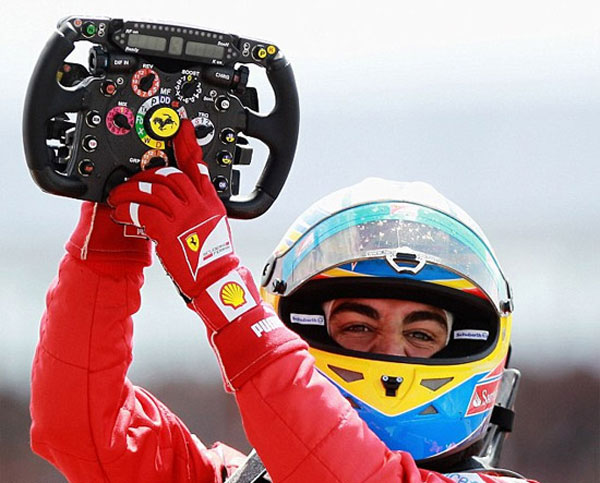 Ferrari F1 Racing Wheel